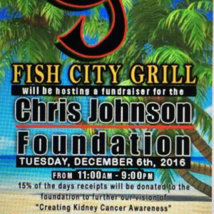 Fish City Grill Sugar Land - December 6, 2016