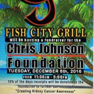 Fish City Grill Sugar Land - December 6, 2016
